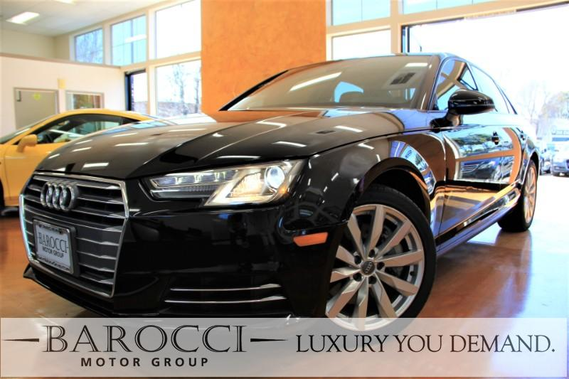 2017 Audi A4 20T Premium 4dr Sedan 7 Speed Auto Black We are proud to offer an immaculate one o