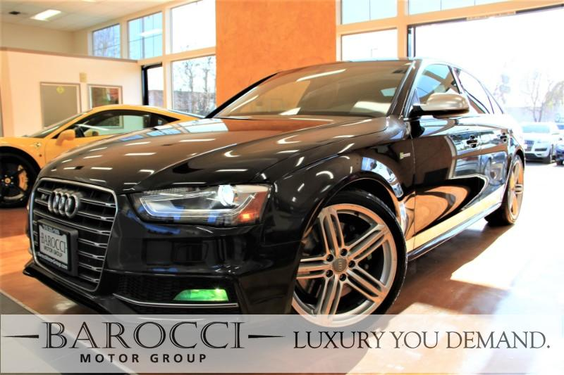 2014 Audi S4 30T quattro Premium AWD  4dr Sedan 7 Speed Auto Black This is this frontline ready