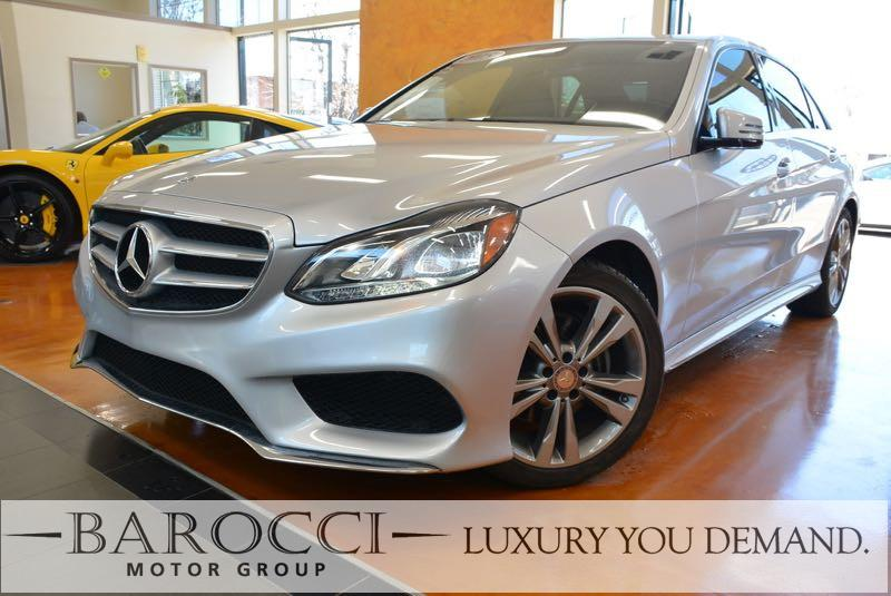 2015 MERCEDES E-Class E 350 4dr Sedan 7 Speed Auto Silver This is this frontline ready one owner