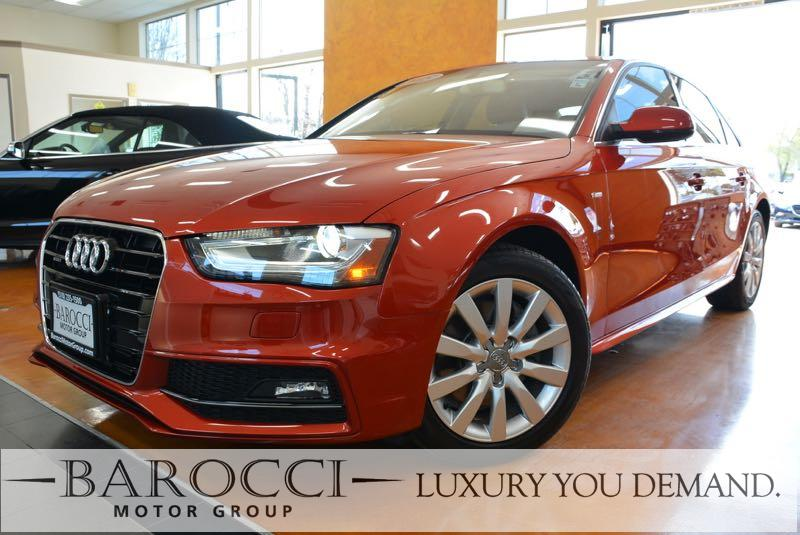 2015 Audi A4 S Line 20T quattro Premium Plus AWD 8 Speed Auto Orange We are pleased to offer a