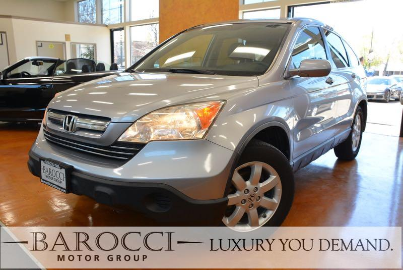 2008 Honda CR-V EX-L AWD  4dr SUV 5 Speed Auto Silver Luxury You Demand Child Safety Door Locks
