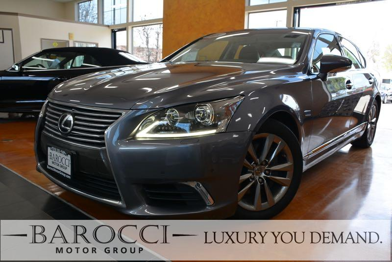 2014 Lexus LS 460 Base 4dr Sedan 8 Speed Auto Gray Now for sale is an outstanding one owner 2014