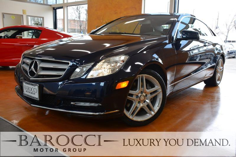 2013 MERCEDES E-Class E 350 2dr Coupe 7 Speed Auto Blue We are proud to offer a superb one owner