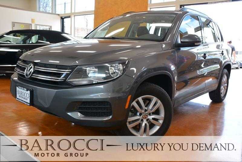 2016 Volkswagen Tiguan 20T S 4dr SUV 6 Speed Auto Gray Now for sale is a sublime one owner 2016