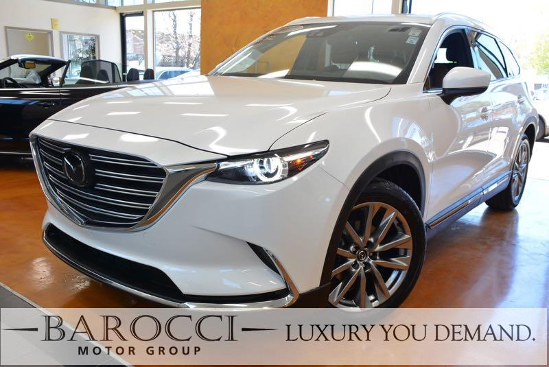 2017 Mazda CX-9 Signature AWD  4dr SUV 6 Speed Auto White Now offering a clean one owner 2017 Ma