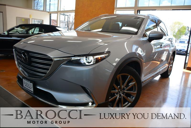 2017 Mazda CX-9 Signature AWD  4dr SUV 6 Speed Auto Silver We are excited to offer a terrific on