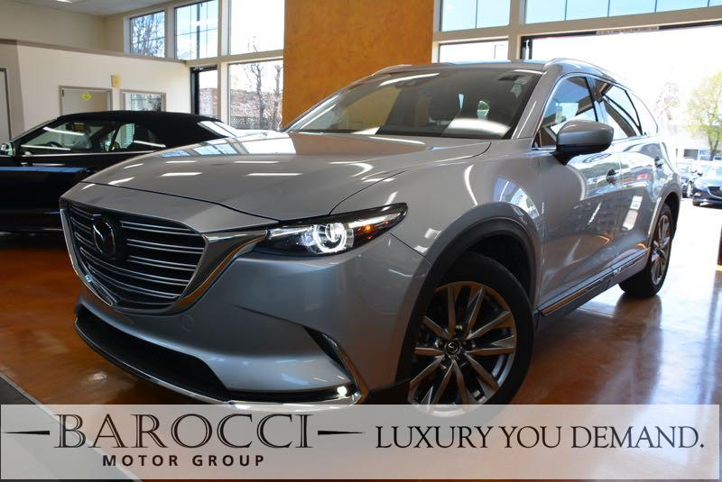 2017 Mazda CX-9 Signature AWD  4dr SUV 6 Speed Auto Silver Now for sale is a wonderful one owner
