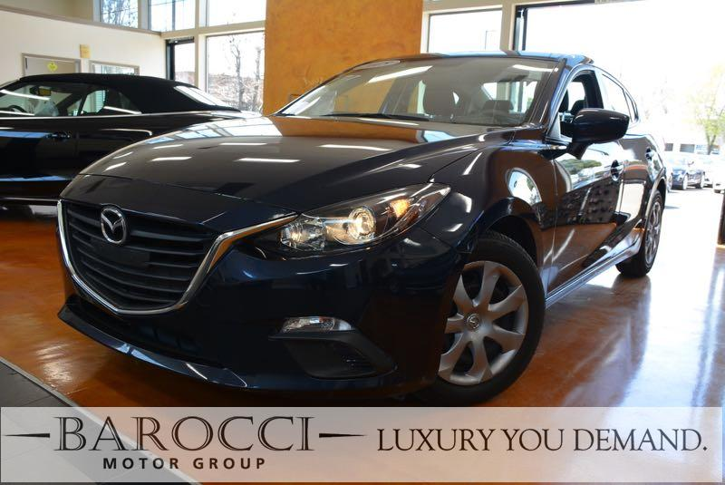2015 Mazda Mazda3 i Sport 4dr Sedan 6A 6 Speed Auto Blue We are pleased to offer a very nice one