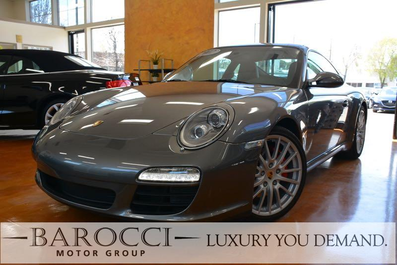 2012 Porsche 911 Carrera S 2dr Coupe 7-Speed Manual Gray Black You are looking at a terrific 20
