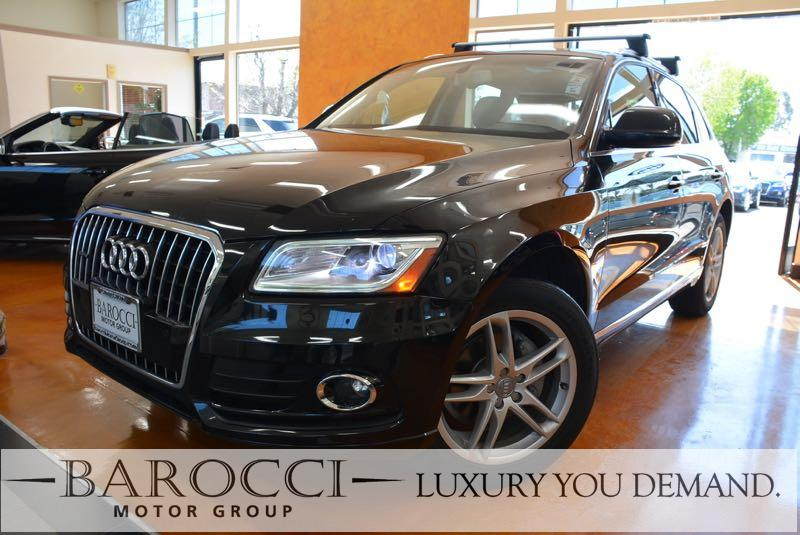 2016 Audi Q5 20T quattro Premium Plus AWD 8 Speed Auto Black We are proud to offer an immaculat