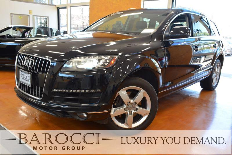2015 Audi Q7 30T quattro Premium Plu AWD 8 Speed Auto Black You are looking at a delightful one