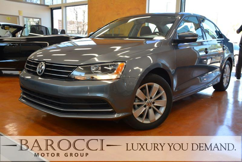 2015 Volkswagen Jetta SE PZEV 4dr Sedan 6A 6 Speed Auto Gray We are pleased to offer an excellen