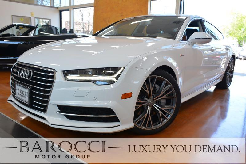 2016 Audi A7 Premium Plus 8 Speed Auto White You are looking at a very nice one owner 2016 Audi