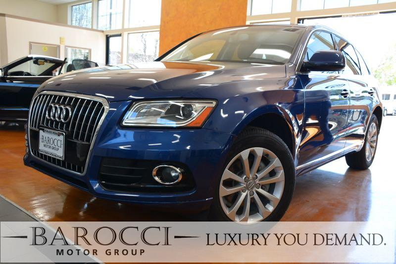 2016 Audi Q5 Premium Plus 8 Speed Auto Blue You are looking at an immaculate one owner 2016 Audi