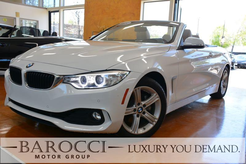 2015 BMW 4 Series 428i 2dr Convertible SULEV 8 Speed Auto White We are proud to offer a sublime