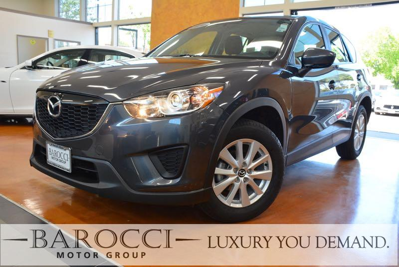 2014 Mazda CX-5 Sport 4dr SUV 6A 6 Speed Auto Gray You are looking at an exquisite one owner 201