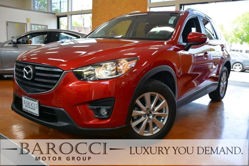 2016 Mazda CX-5 Touring 4dr SUV 6 Speed Auto Red We are proud to offer a wonderful one owner 201
