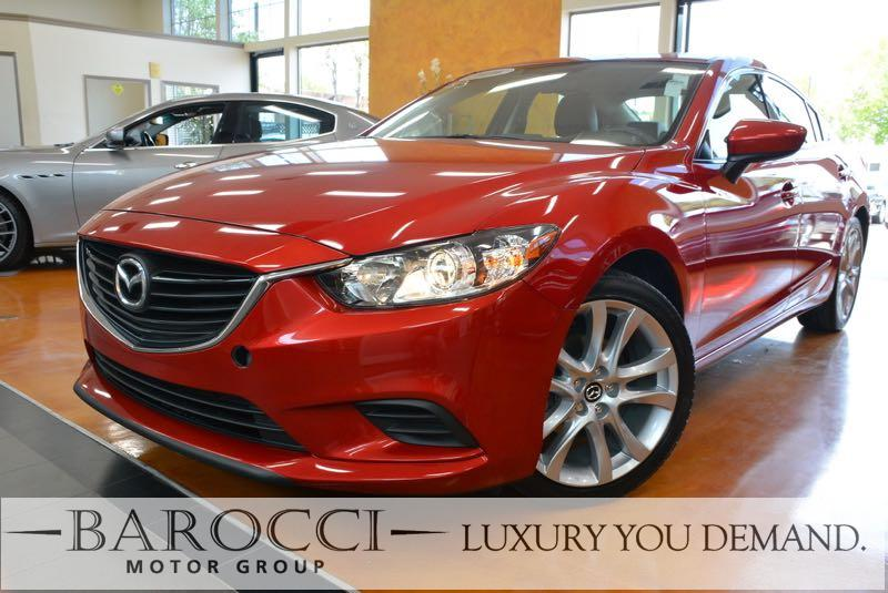 2016 Mazda Mazda6 i Touring 4dr Sedan 6A 6 Speed Auto Red We are pleased to offer a fabulous one