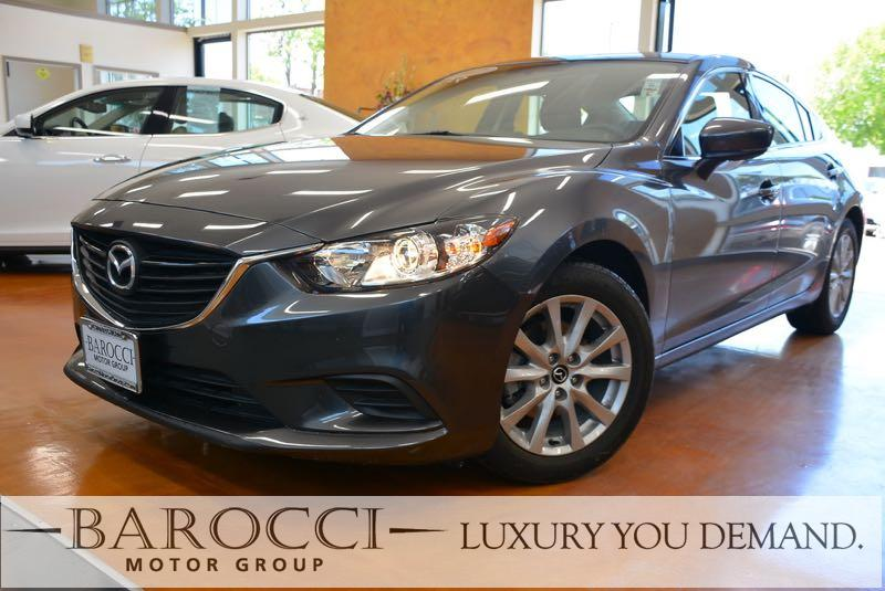 2017 Mazda Mazda6 Sport 4dr Sedan 6A 6 Speed Auto Gray Now for sale is a delightful one owner 20