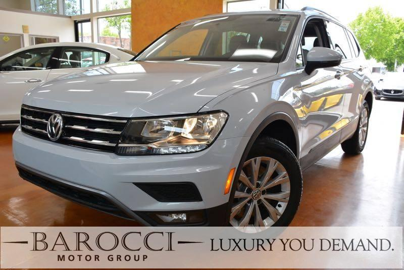 2018 Volkswagen Tiguan S Automatic White We are excited to offer an excellent one owner 2018 Vol