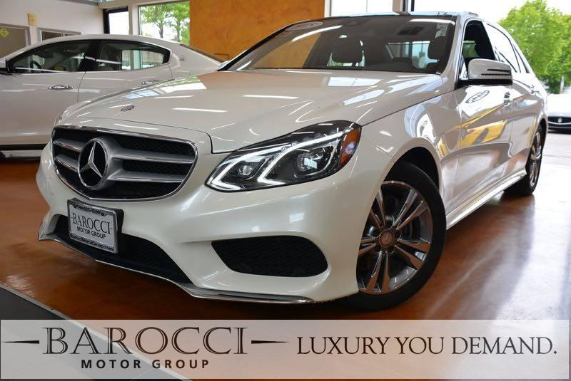 2015 MERCEDES E-Class E 250 BlueTEC 4dr Sedan 7 Speed Auto White We are pleased to offer an exqu