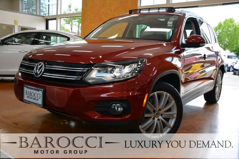 2016 Volkswagen Tiguan 20T SE 4dr SUV 6 Speed Auto Red Up for sale is an immaculate one owner 2