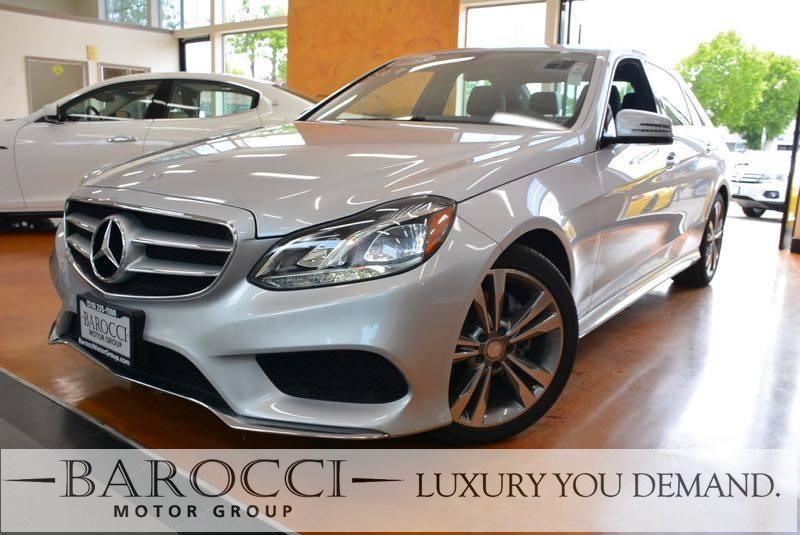 2015 MERCEDES E-Class E 350 4dr Sedan 7 Speed Auto Silver You are looking at a super nice one ow