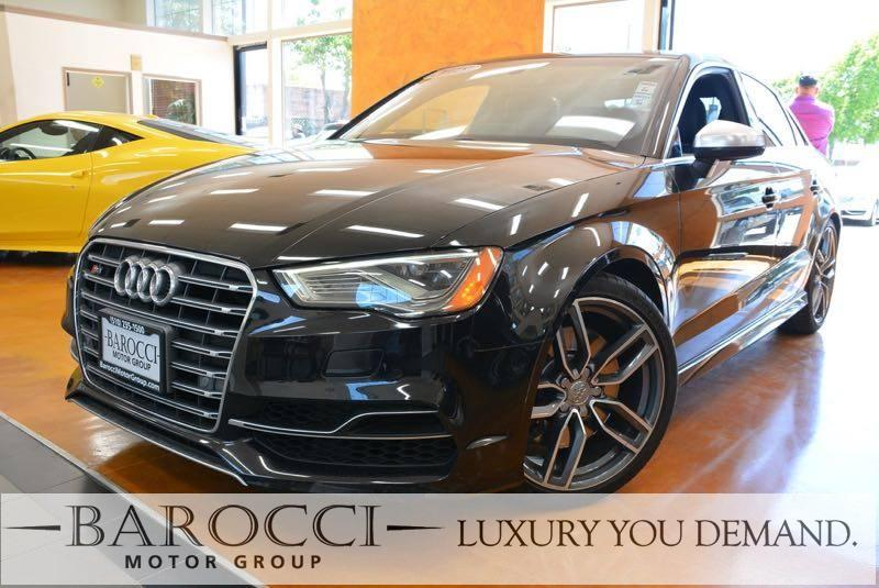 2015 Audi S3 20T quattro Premium AWD  4dr Sedan 6 Speed Auto Brown This is a great one owner 20
