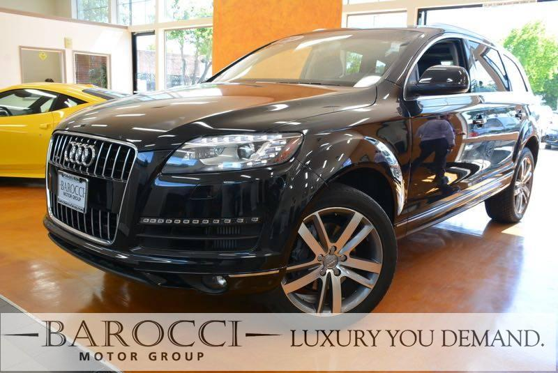 2014 Audi Q7 30 quattro TDI Prem PLUS AWD  4dr 8 Speed Auto Black Now for sale is a very nice o