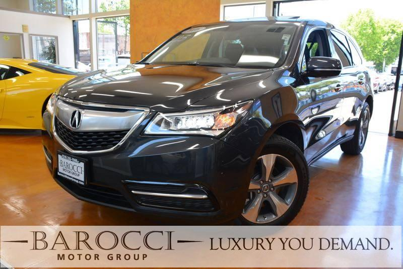 2016 Acura MDX SH-AWD 4dr SUV 9 Speed Auto Gray We are pleased to offer a great one owner 2016 A
