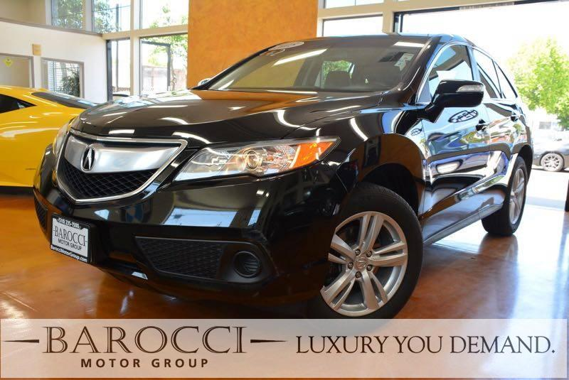 2015 Acura RDX 4dr SUV 6 Speed Auto Black Now offering a delightful one owner 2015 Acura RDX 4d