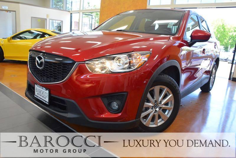 2015 Mazda CX-5 Touring 4dr SUV 6 Speed Auto Red Now offering a great one owner 2015 Mazda CX-5