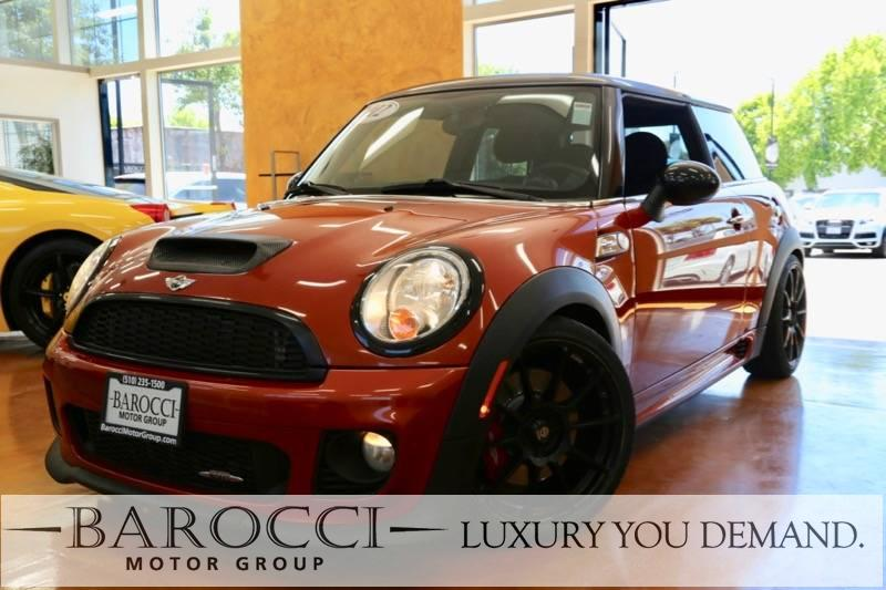 2012 MINI Cooper Hardtop John Cooper Works 2dr 6 Speed Man Orange You are looking at a delightf
