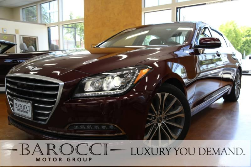 2016 Hyundai Genesis 38L 4dr Sedan 8 Speed Auto Burgundy Gray We are proud to offer a super ni