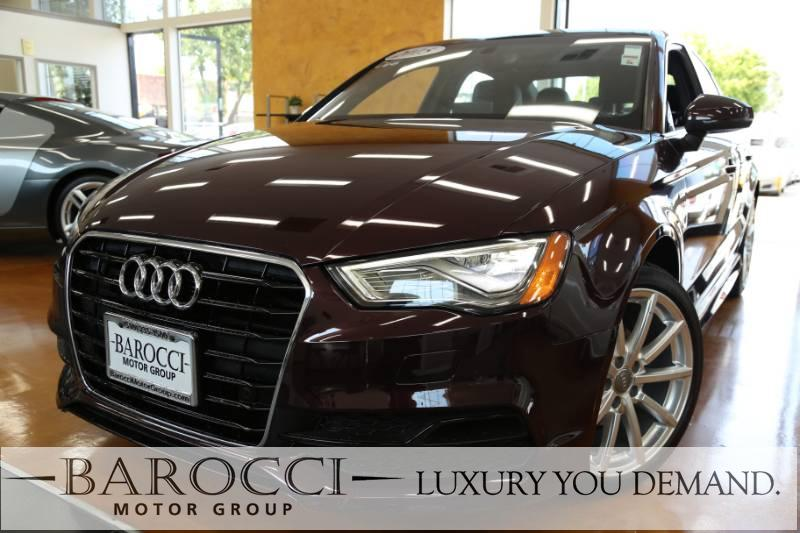 2015 Audi A3 20 Prestige TDI 4dr Sedan 6 Speed Auto Purple You are looking at a clean one owner