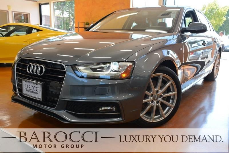 2014 Audi A4 20T Premium Plus 4dr Sedan Automatic CVT Gray We are excited to offer an excellent