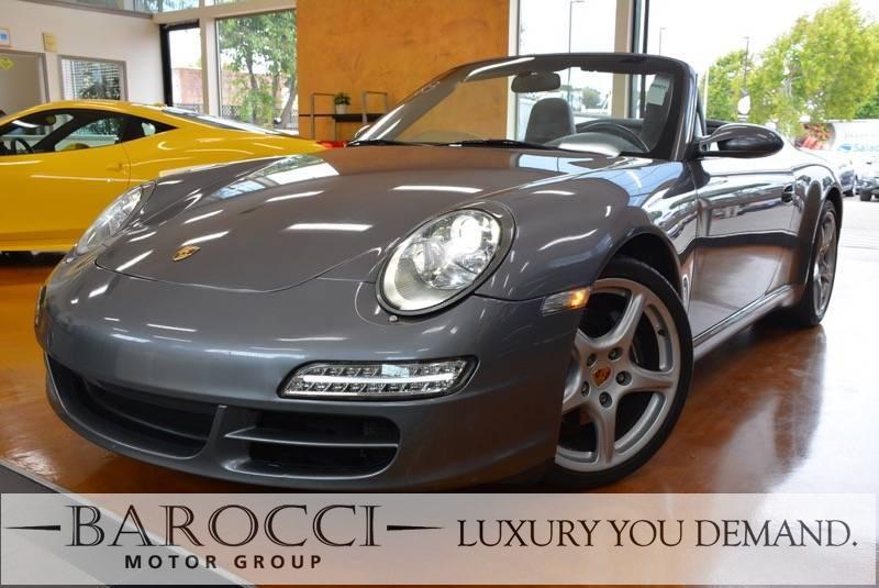 2005 Porsche 911 Carrera 2dr Cabriolet Manual Grey Grey We are pleased to offer a terrific one