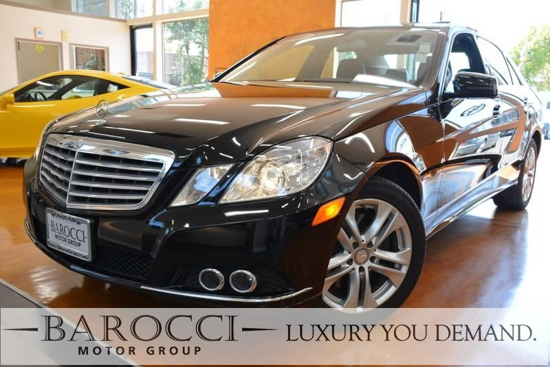 2011 MERCEDES E-Class E 350 Luxury 4dr Sedan 7-Speed Automatic Black Bronze You are looking at