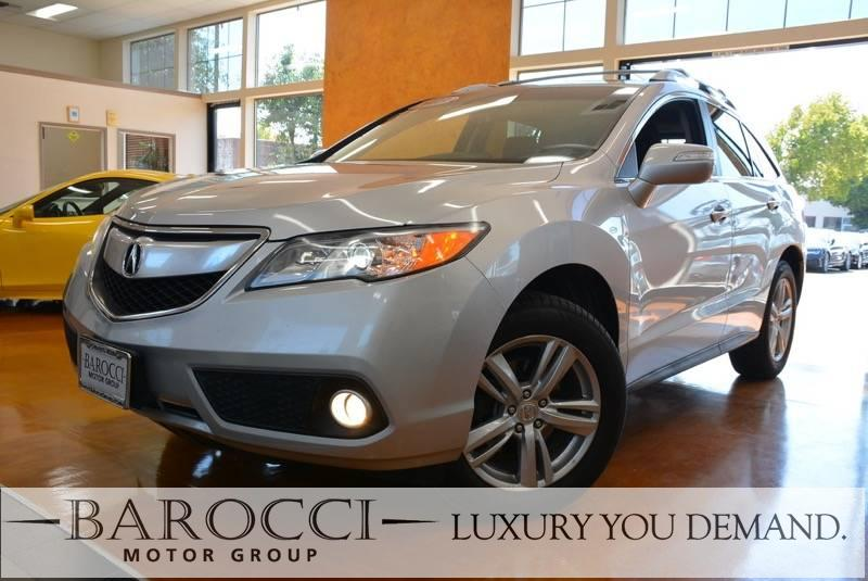 2013 Acura RDX wTech 4dr SUV nology Package 6 Speed Auto Silver Black We are proud to offer a