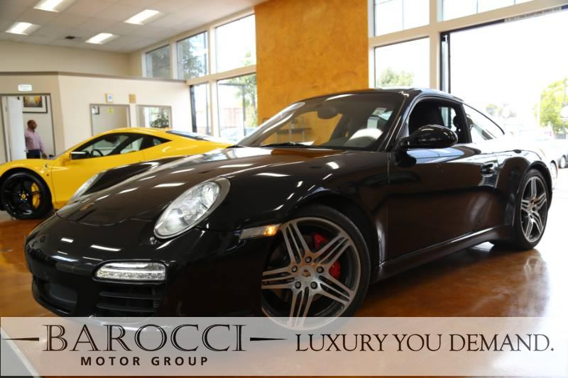 2009 Porsche 911 Carrera S 2dr Coupe  6-Speed Manual Black Black We are proud to offer a great