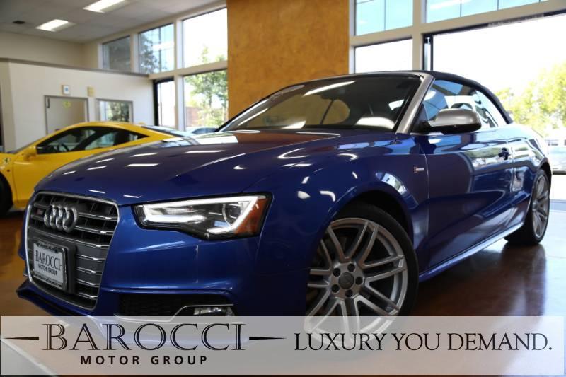 2016 Audi S5 30T quattro Premium PLUS AWD  2dr 7 Speed Auto Blue Black We are pleased to offer