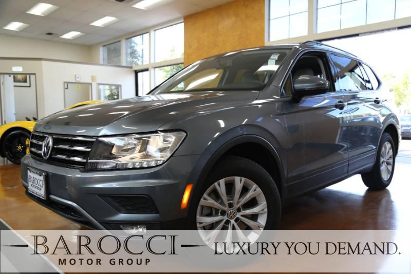 2018 Volkswagen Tiguan 20T S 4dr SUV 8 Speed Auto Gray This is this frontline ready one owner 2