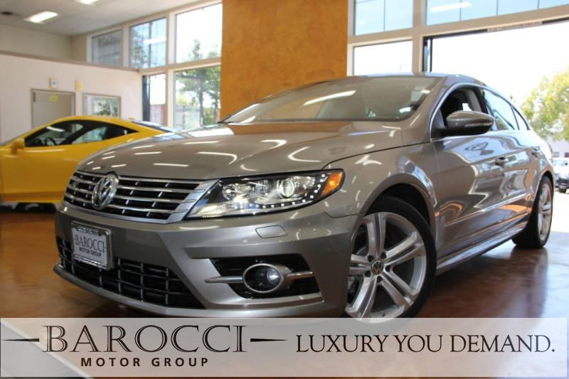 2015 Volkswagen CC R-Line PZEV 4dr Sedan 6A 6 Speed Auto Gold You are looking at a sublime one o