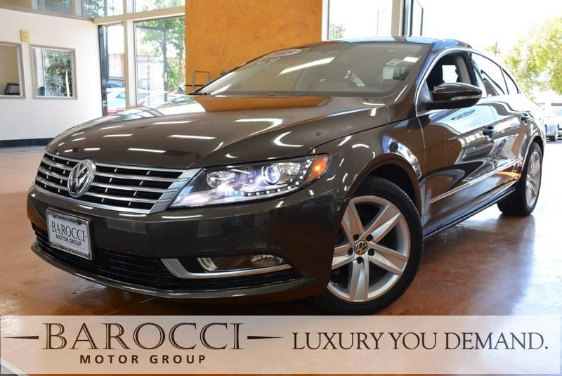 2015 Volkswagen CC SPORT PZEV 4dr Sedan 6A 6 Speed Auto Gray We are proud to offer an outstandin