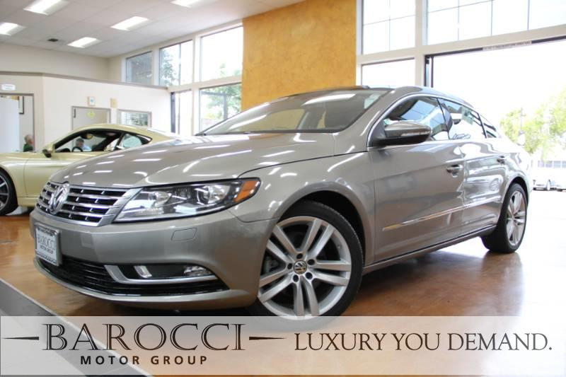 2015 Volkswagen CC Executive PZEV 4dr Sedan 6 Speed Auto Brown You are looking at a fabulous one