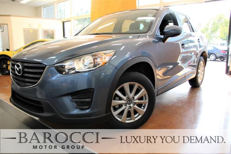 2016 Mazda CX-5 Sport 4dr SUV 6A 6 Speed Auto Blue Black We are pleased to offer a fabulous one