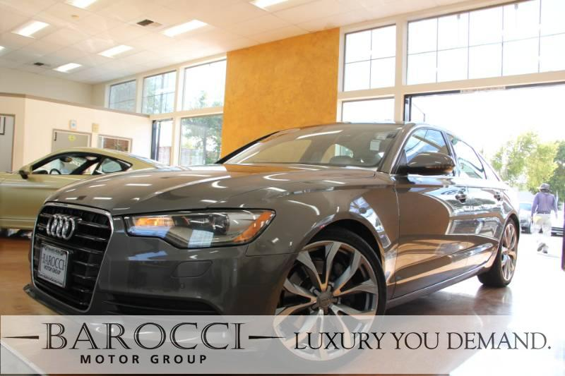 2014 Audi A6 20T quattro Premium Plus AWD 8 Speed Auto BROWN You are looking at a clean 2014 Au