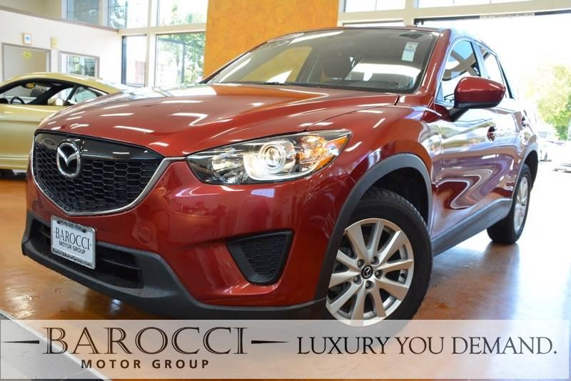 2013 Mazda CX-5 Sport AWD  4dr SUV 6 Speed Auto Red Now offering a wonderful one owner 2013 Mazd