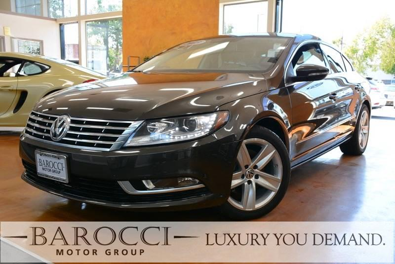 2013 Volkswagen CC Sport PZEV 4dr Sedan 6A 6 Speed Auto Brown You are looking at this fantastic