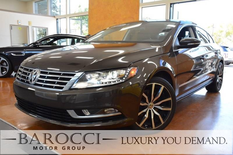 2015 Volkswagen CC Executive PZEV 4dr Sedan 6 Speed Auto BROWN We are pleased to offer a clean o